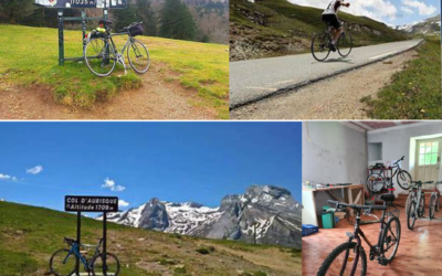Bienvenue aux cyclistes et vététistes !